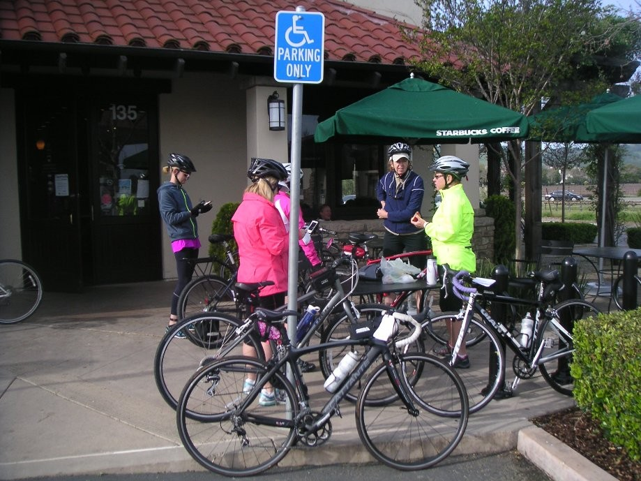Trip photo #3/22 1st Starbucks stop on Vineyard