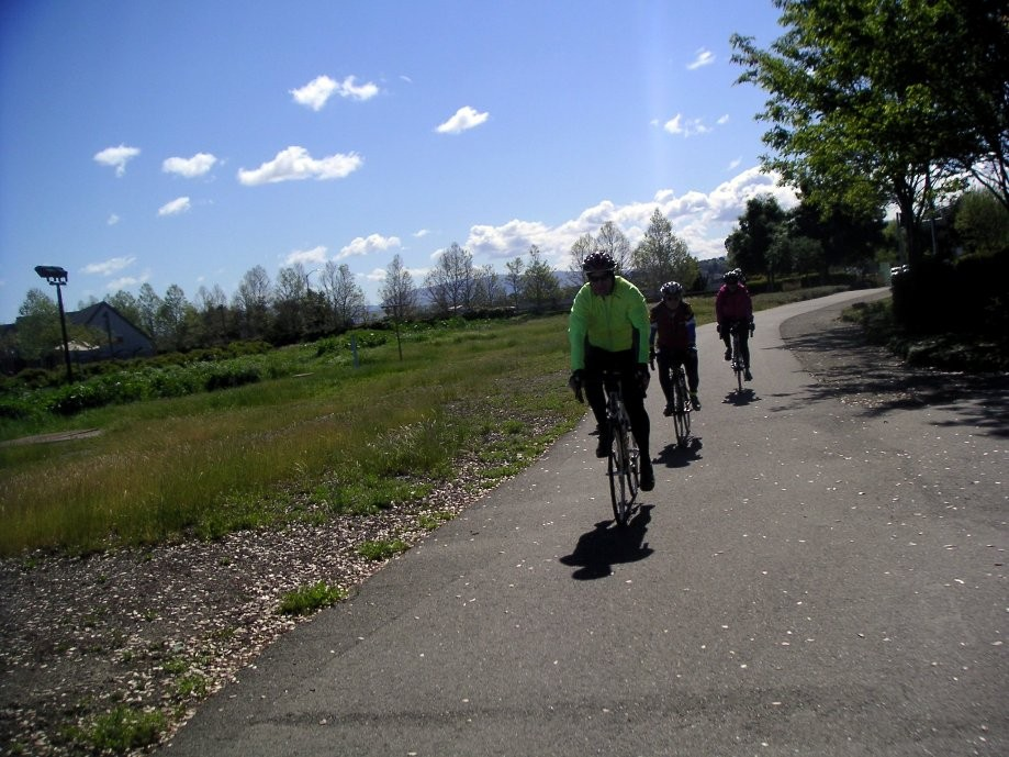 Trip photo #9/11 Iron Horse trail