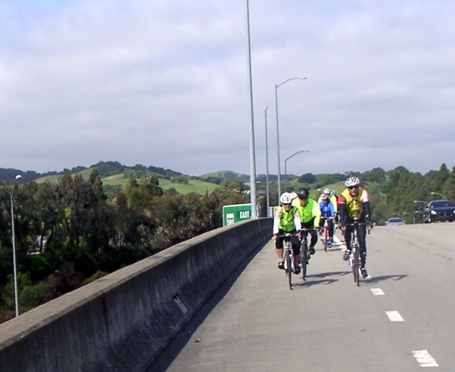 Trip photo #7/10 I-680 overpass on Stoneridge