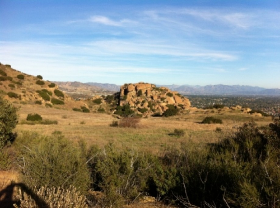 Trip photo #7/17 Mound of boulders