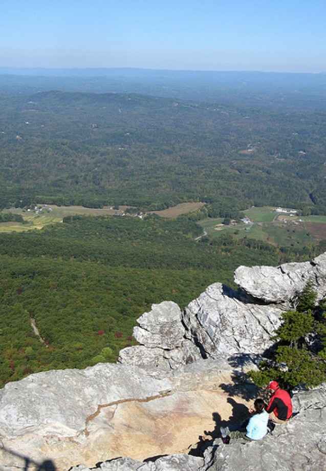 Trip photo #7/9 View from the Fire Tower