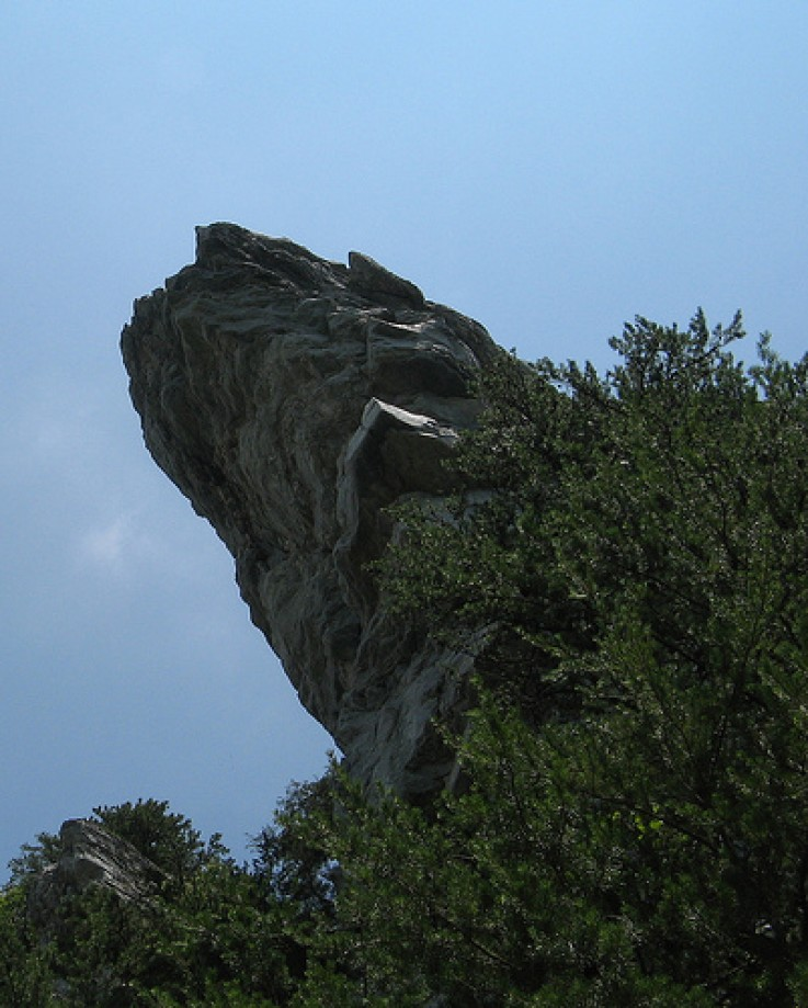 Trip photo #9/14 Hanging Rock