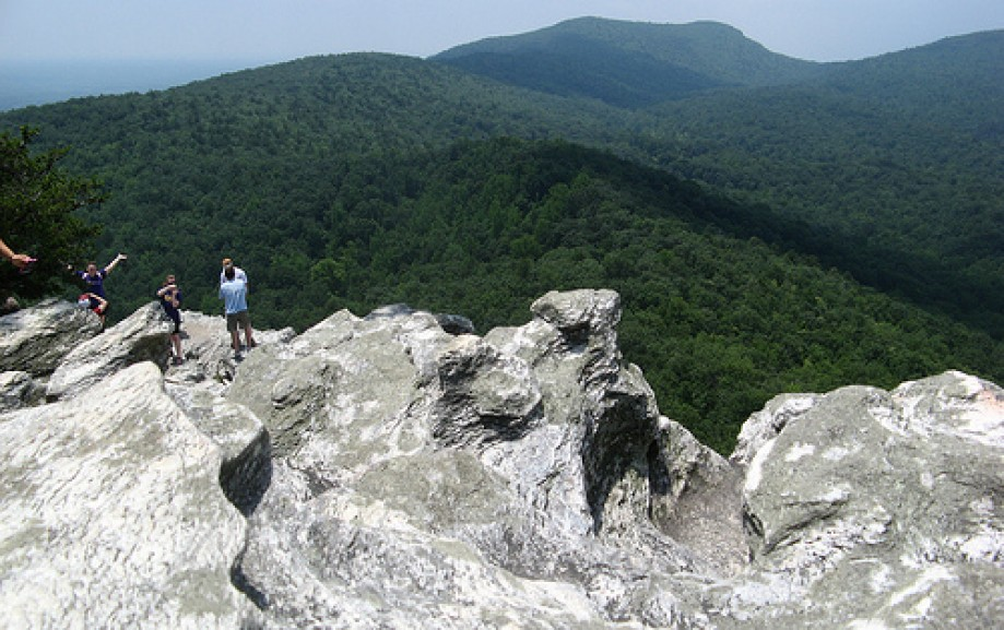 Trip photo #13/14 Crags at Hanging Rock