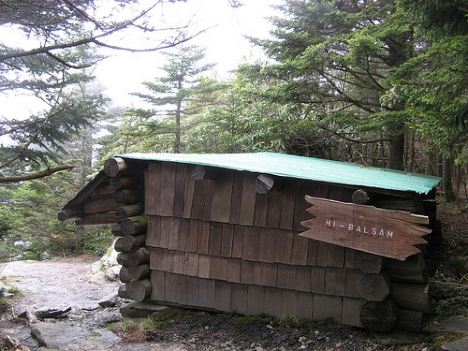 Trip photo #6/17 Hi-Balsam Shelter