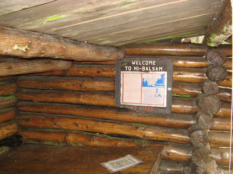 Trip photo #7/17 Shelter interior