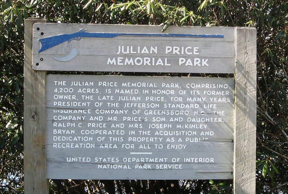 Trip photo #6/13 Who was Julian Price?