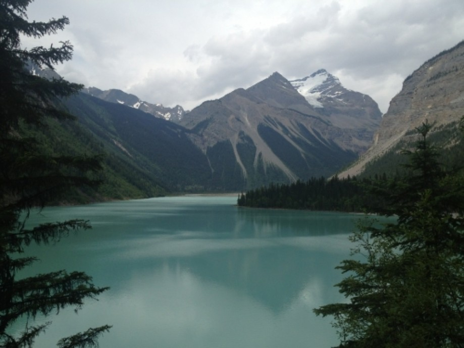 Trip photo #4/4 Beautiful view over Kinney Lake.