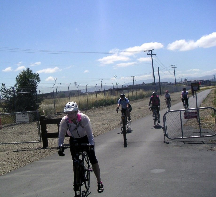 Trip photo #11/12 Iron Horse trail at Dougherty