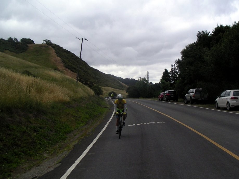 Trip photo #5/11 End of Bollinger Canyon rd.