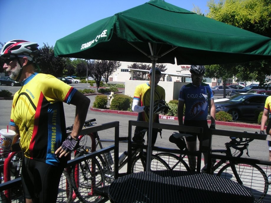 Trip photo #4/18 1st Starbucks stop on Vasco