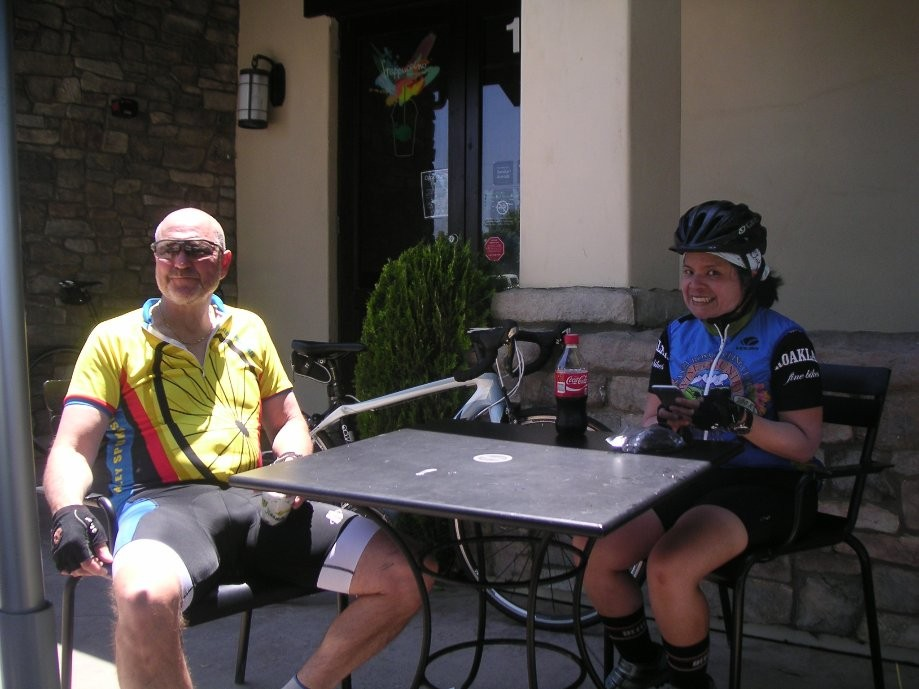 Trip photo #12/18 2nd Starbucks stop on Vineyard