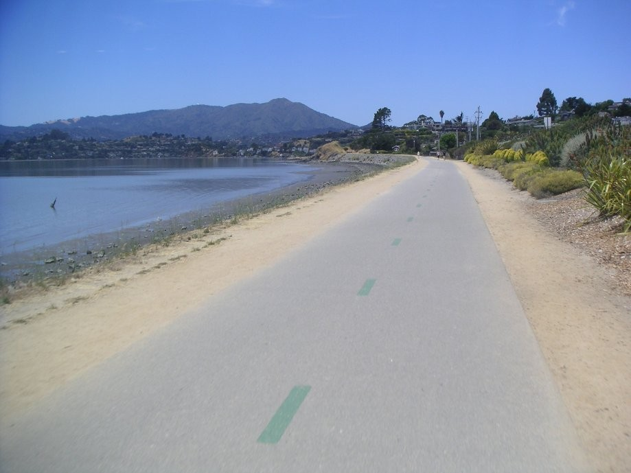 Trip photo #36/44 Tiburon bike path
