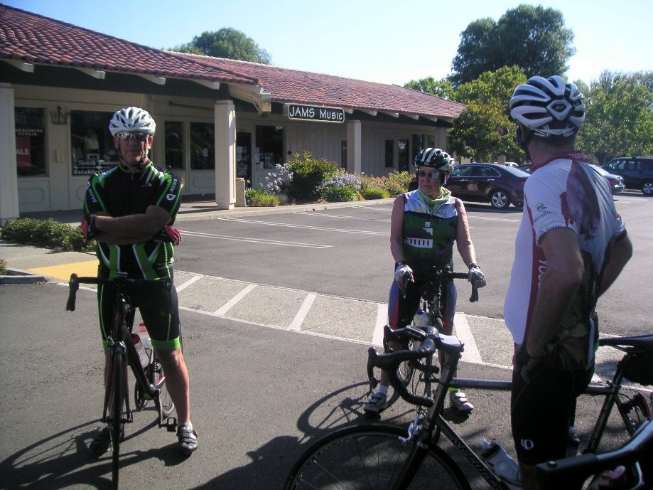 Trip photo #1/13 Start from Dublin location of Livermore Cyclery