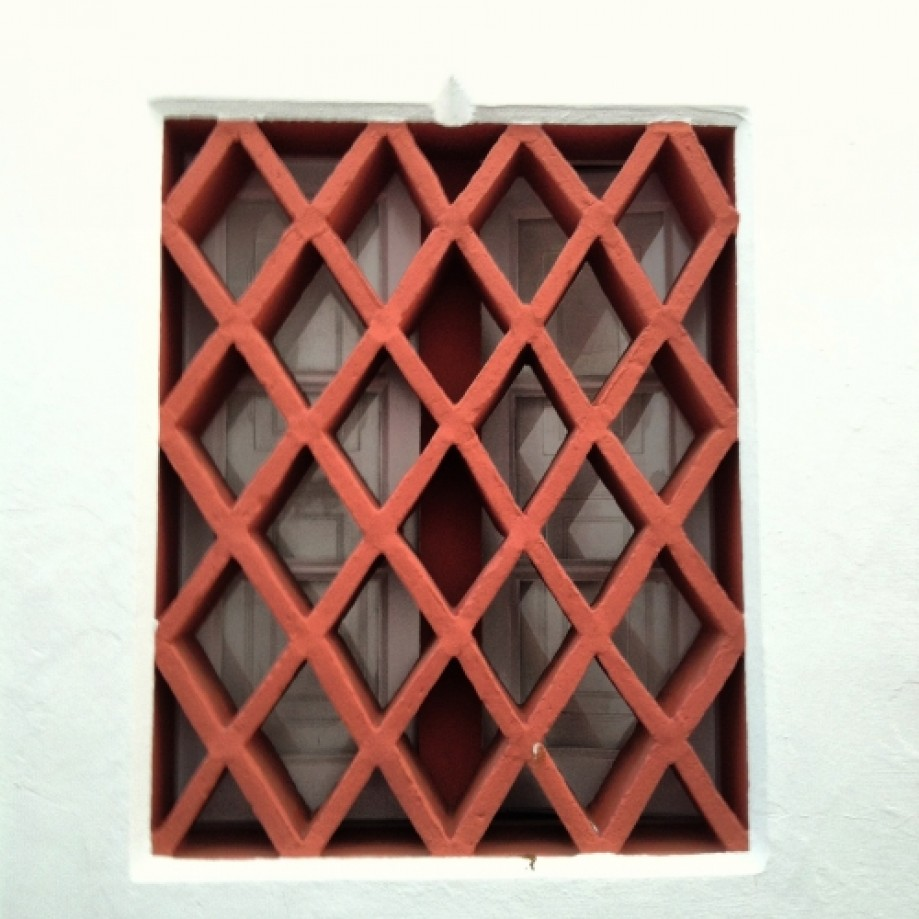 "Trip photo #4/15 An ""adufa"" window"