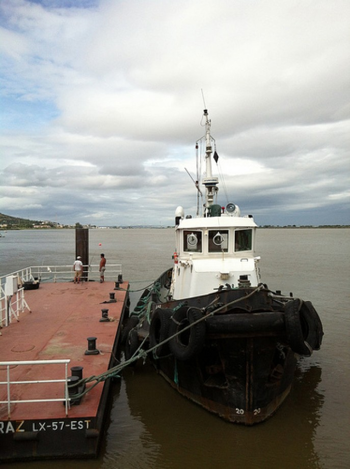 Trip photo #42/53 Tugboat