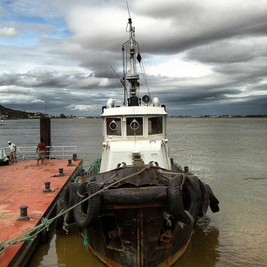 Trip photo #44/53 Tugboat