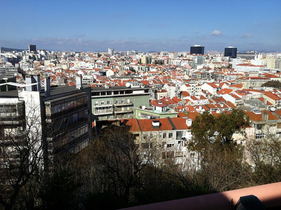 Trip photo #7/69 A view over Lisbon