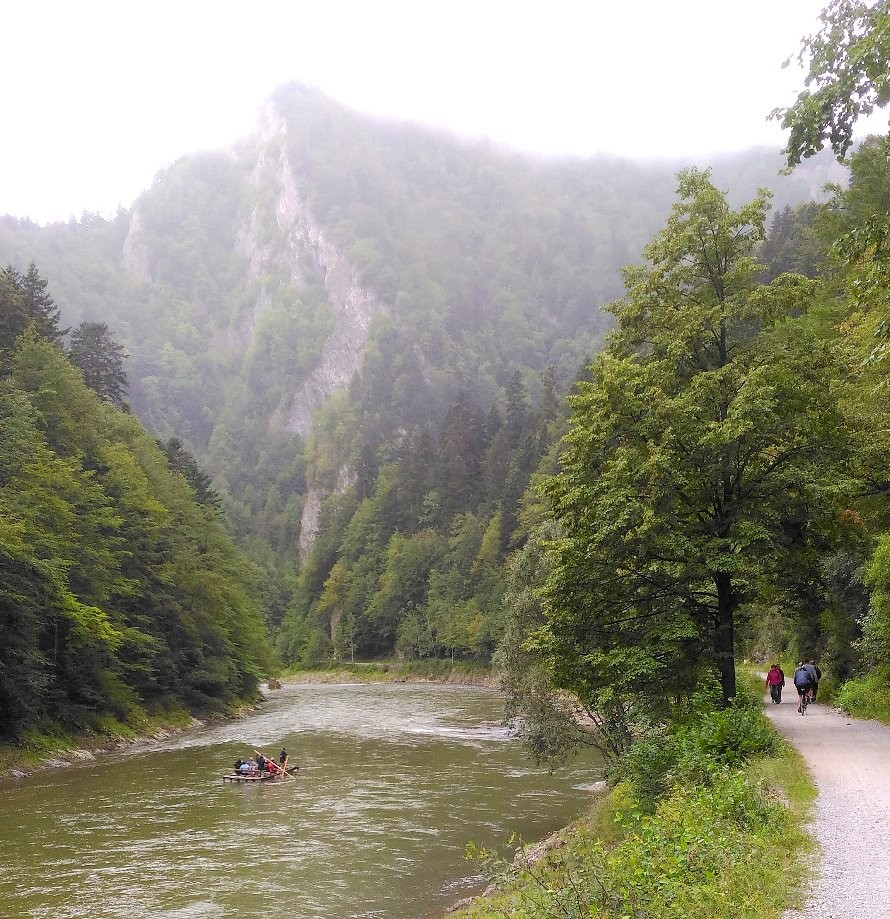 Trip photo #16/23 Dunajec Gorge