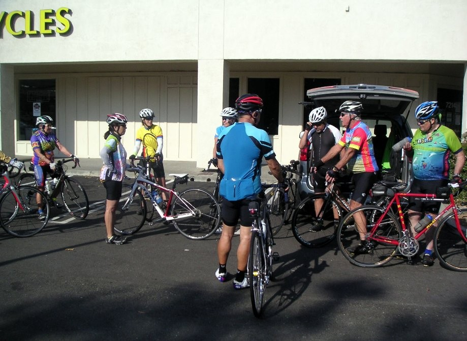 Trip photo #1/11 Start from the Dublin location of Livermore Cyclery