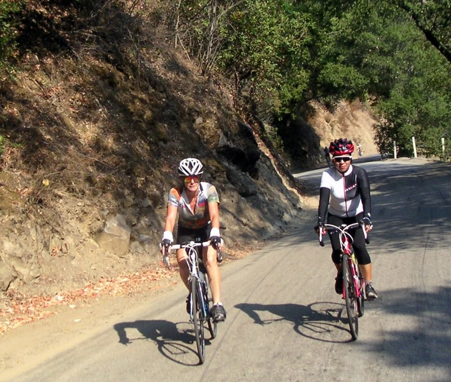Trip photo #9/12 Climb on Calaveras