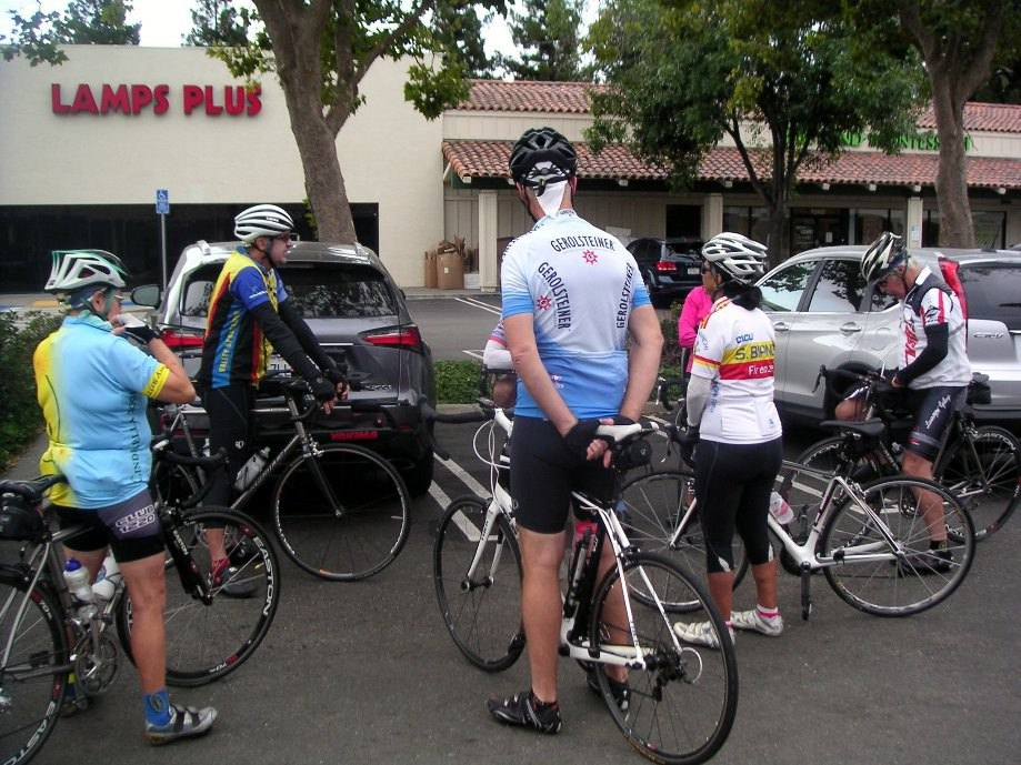 Trip photo #1/4 Start from the Dublin location of Livermore Cyclery