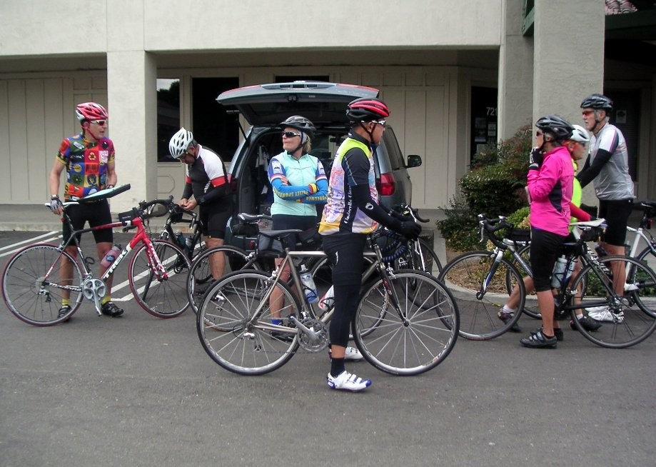 Trip photo #1/6 Start from the Dublin location of Livermore Cyclery