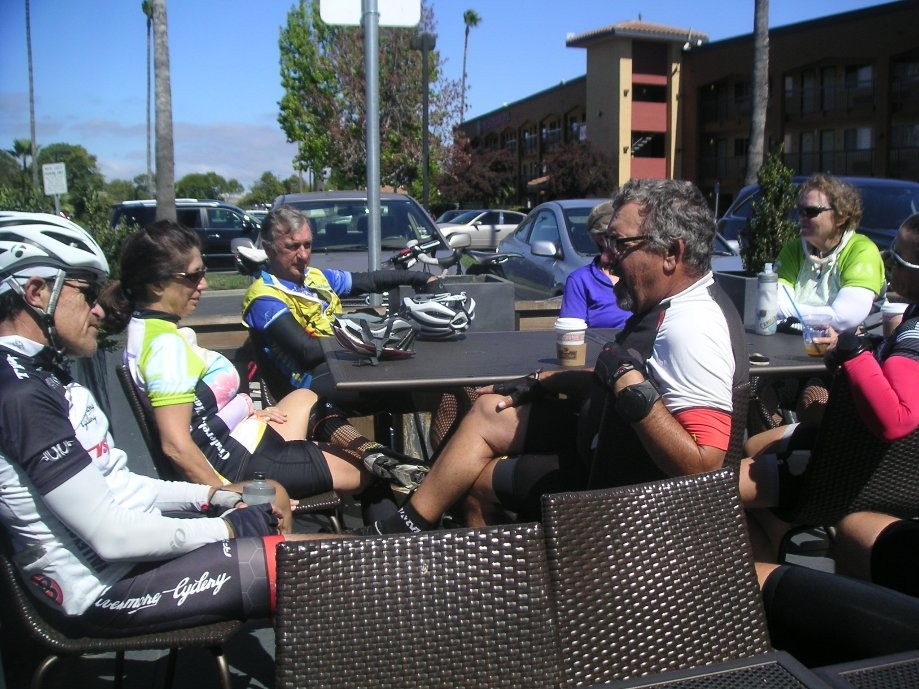 Trip photo #6/6 Refreshment stop at Specialties/Peet's