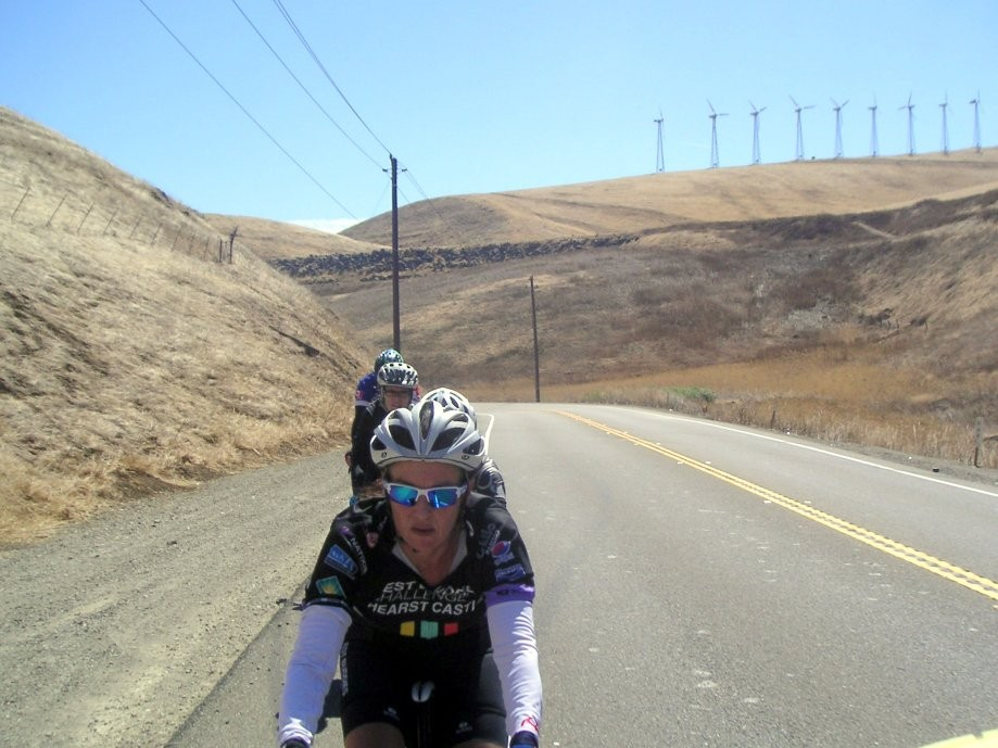 Trip photo #6/7 Back across the Altamont