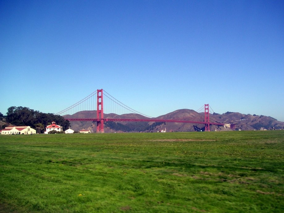 Trip photo #7/27 Chrissy Field and Golden Gate