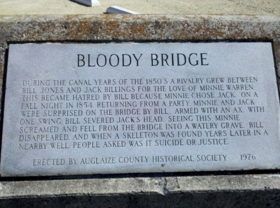 Trip photo #2/20 Bloody Bridge - 02