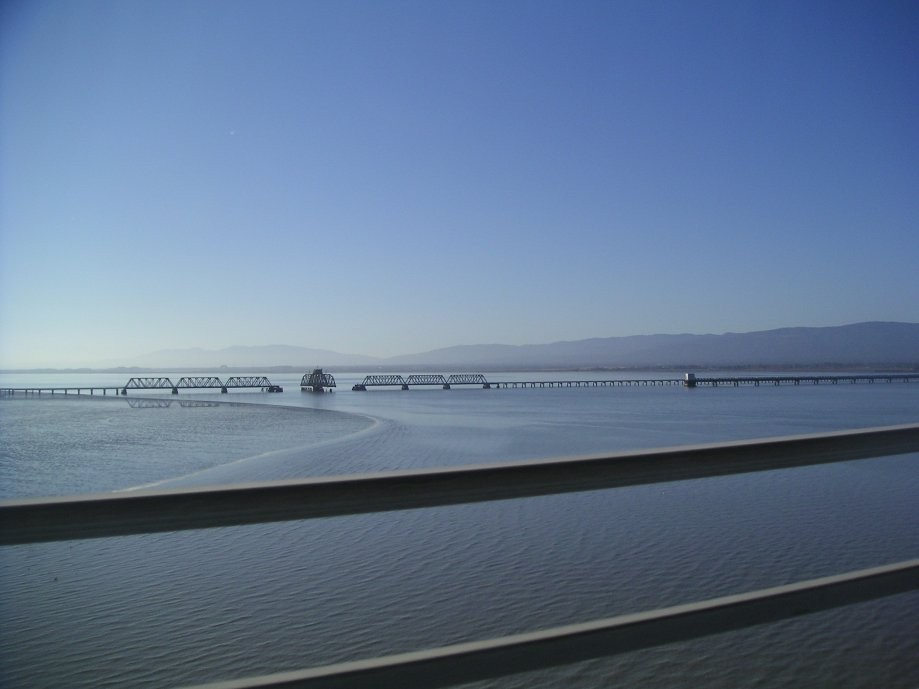 Trip photo #6/9 Crossing Dumbarton Bridge