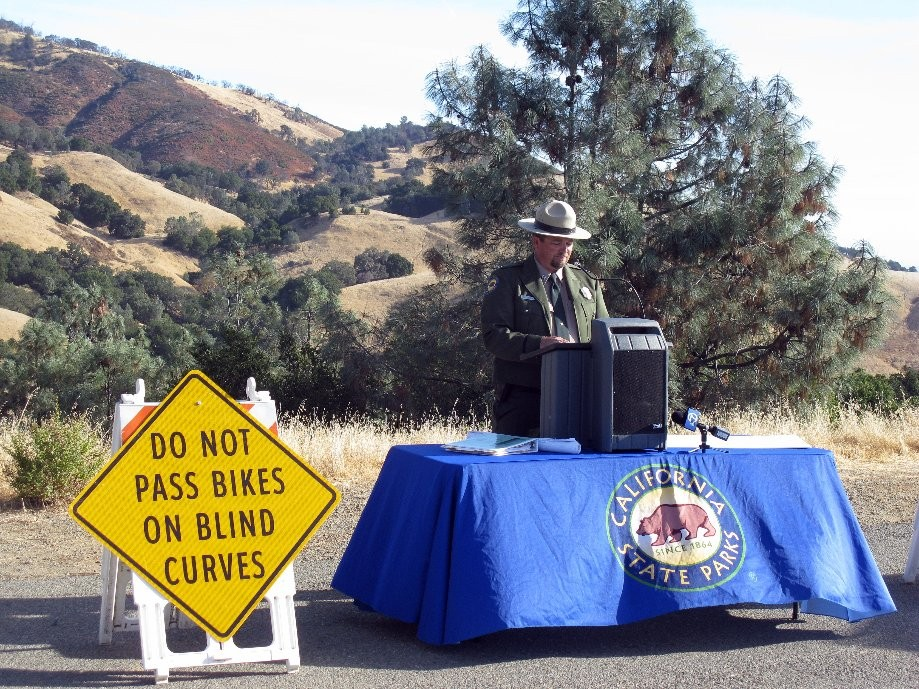 Trip photo #11/31 Mt. Diablo State Park speaker
