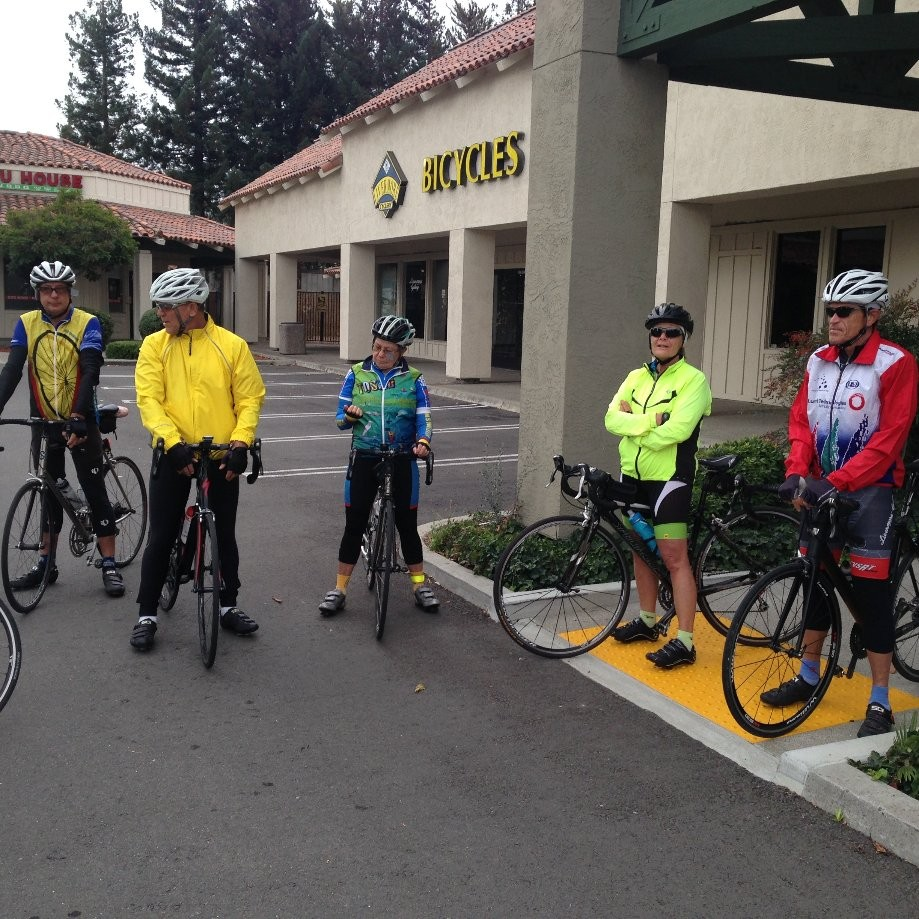 Trip photo #1/5 Start from the Dublin location of Livermore Cyclery