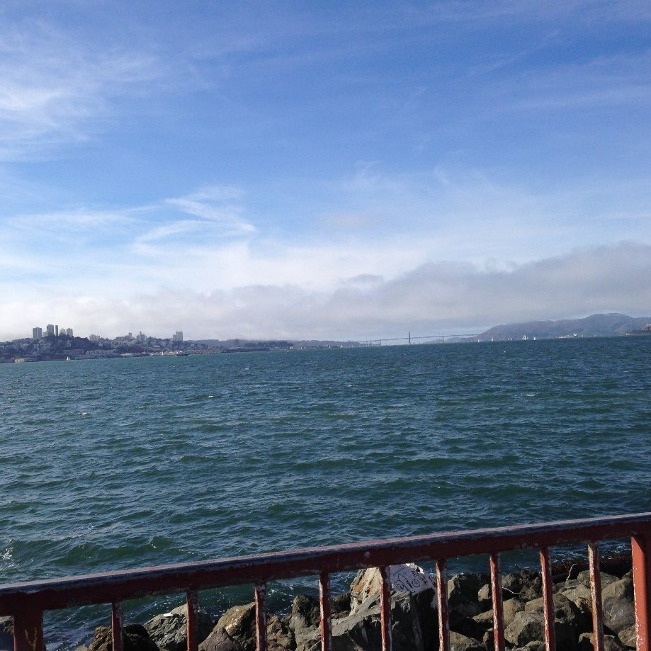 Trip photo #18/36 View towards Golden Gate