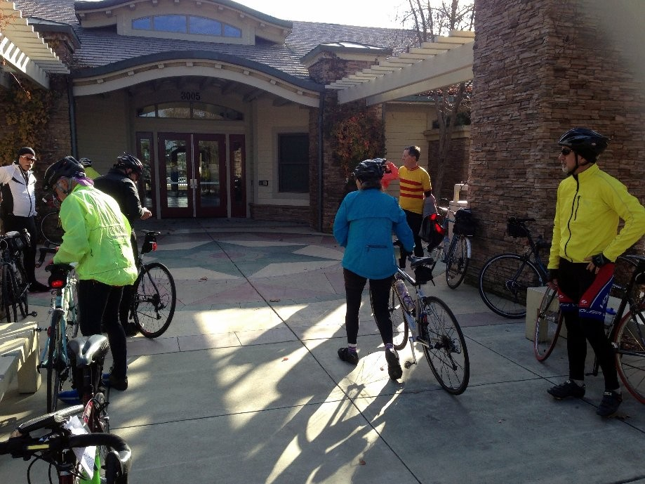 Trip photo #1/6 Rest stop in Oak Hill Park