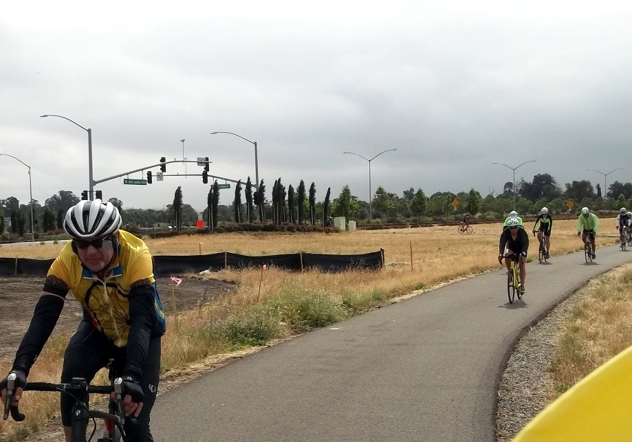 Trip photo #4/9 Jack London bike path