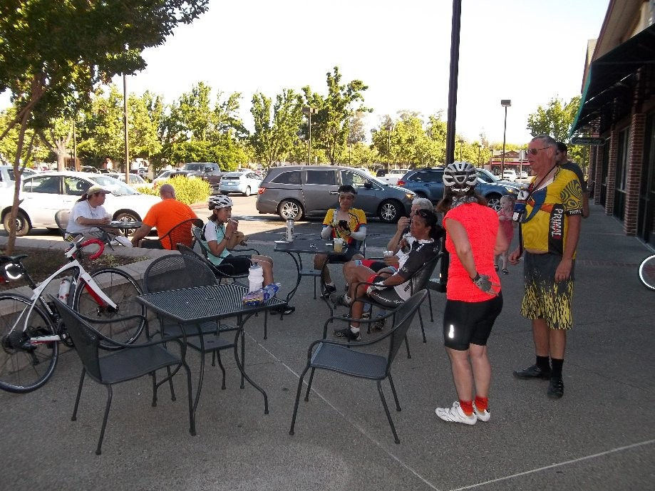 Trip photo #5/7 Refreshment stop at Starbucks on Portola