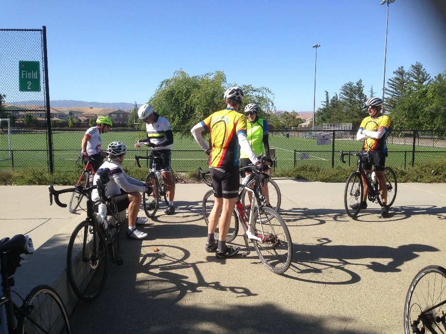 Trip photo #2/6 RR stop at Robertson Park