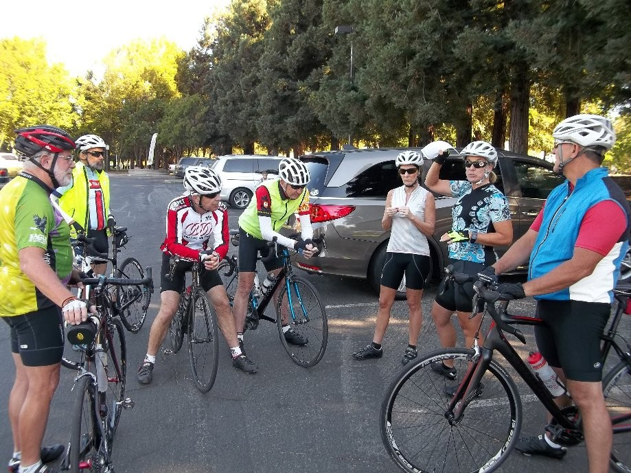 Trip photo #1/7 Start from San Ramon Central Park