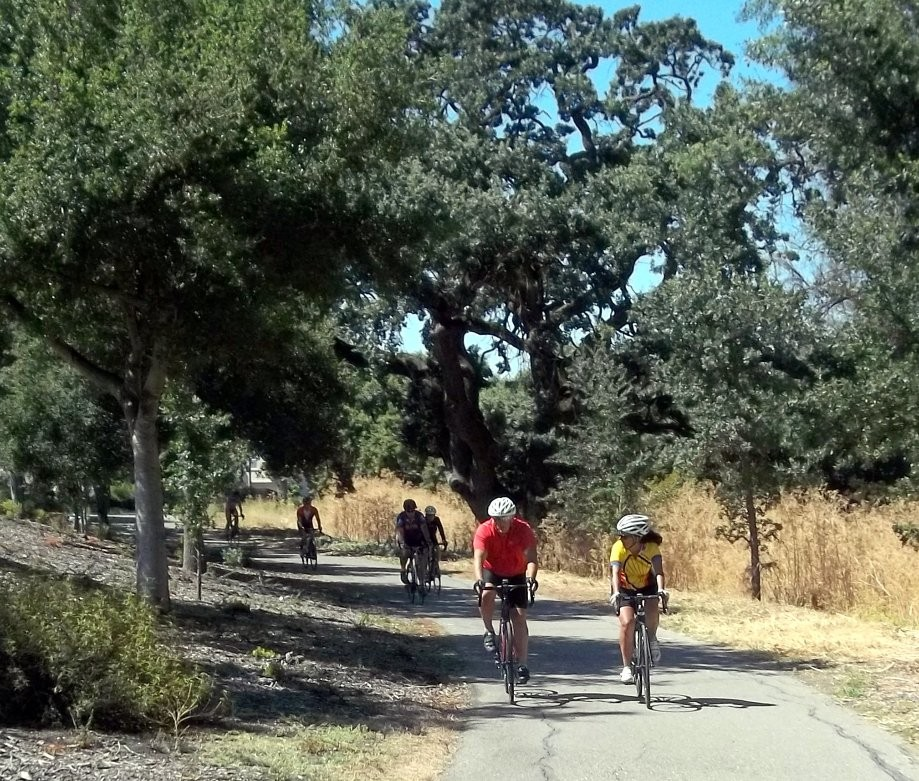 Trip photo #7/8 Tassajara Creek Trail