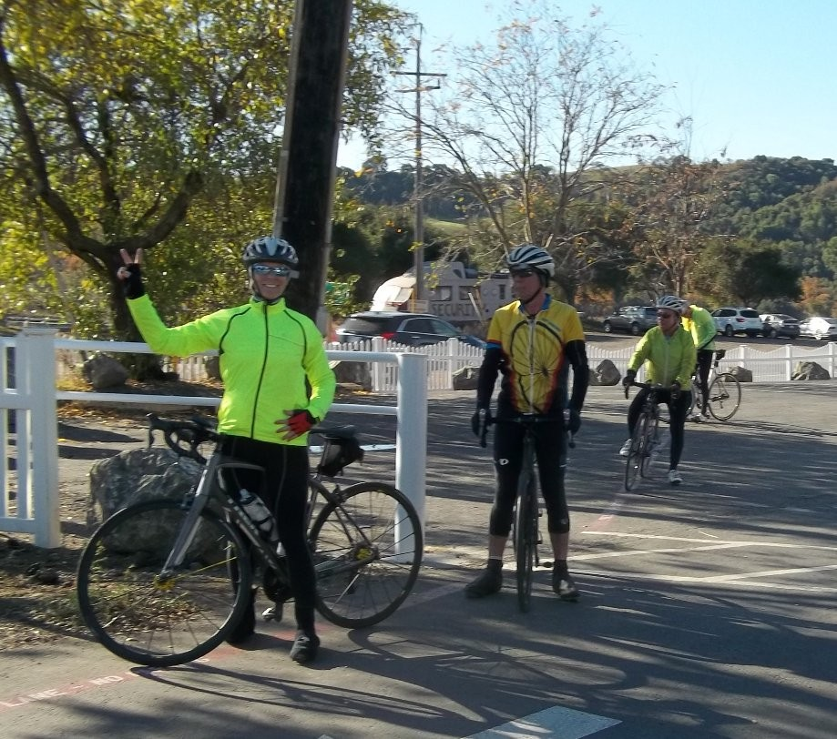 Trip photo #7/17 Stop at the Sunol RR station