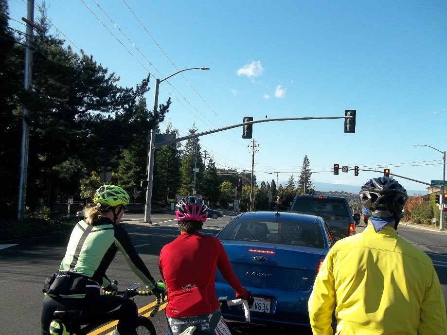 Trip photo #3/11 Top of Castro Valley Blvd.
