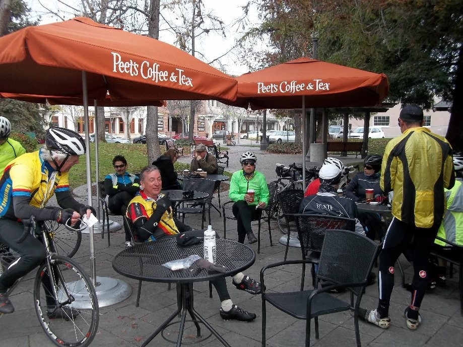 Trip photo #3/10 Peet's Coffee stop in Livermore