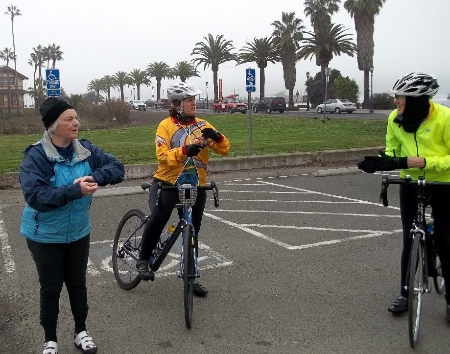 Trip photo #6/13 Ride start from Benicia waterfront
