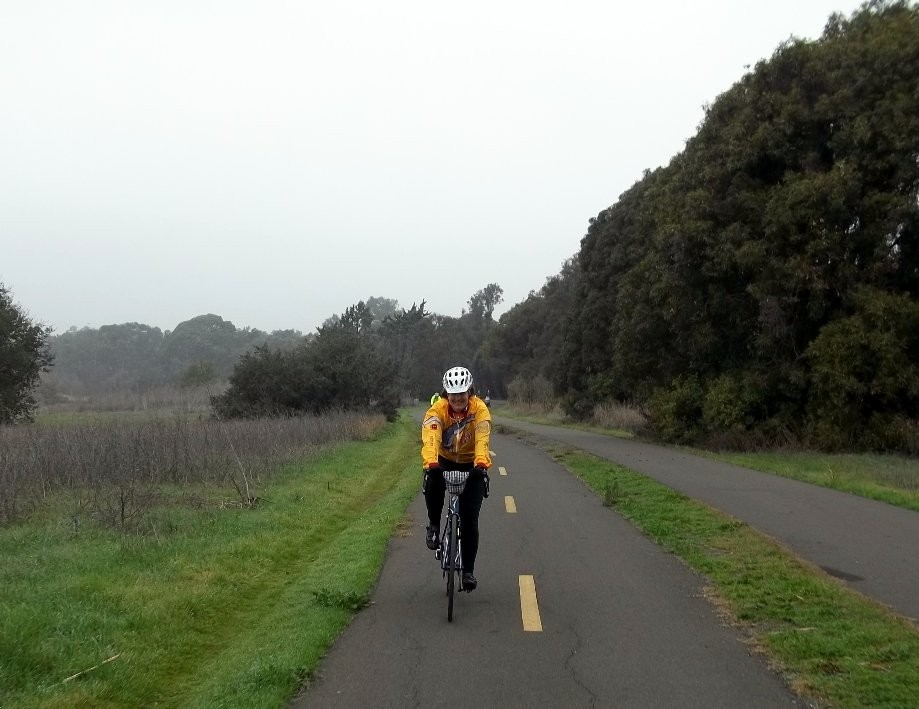Trip photo #12/13 Benicia Rec. Area bike path
