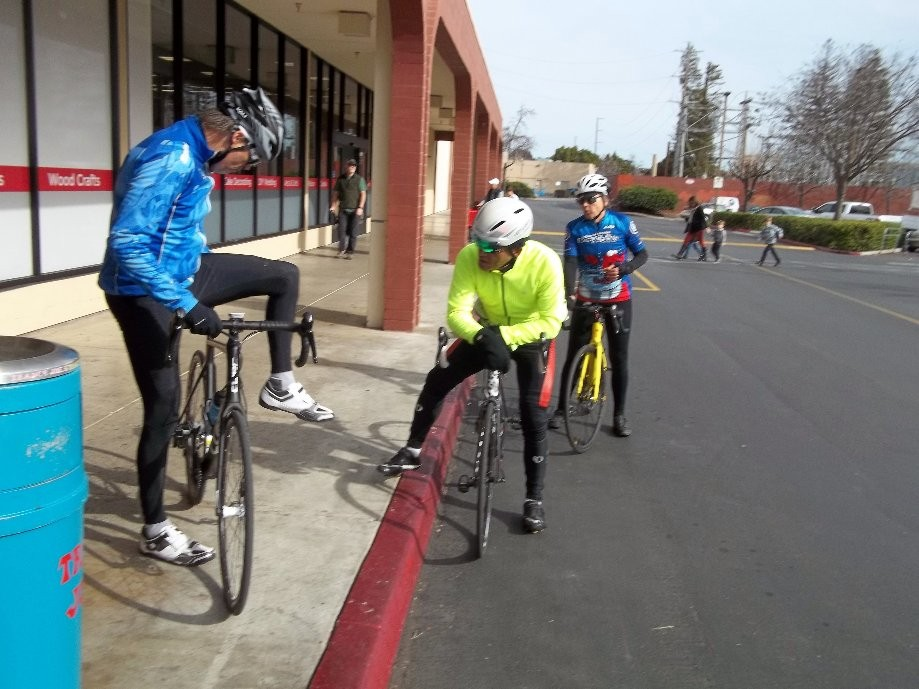 Trip photo #9/14 Water stop at Trader Joe