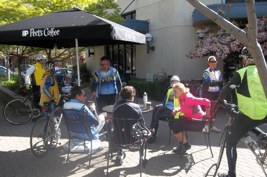 Trip photo #5/8 Rest stop at Peets in Danville