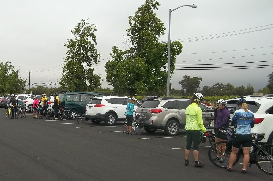 Trip photo #1/9 Ride start from Ernie Rodrigues sports park