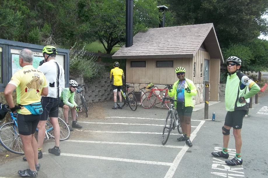 Trip photo #10/13 Regroup at Skyline Gate