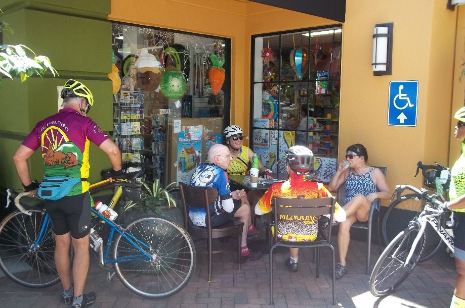 Trip photo #24/24 Refreshment stop in Orinda